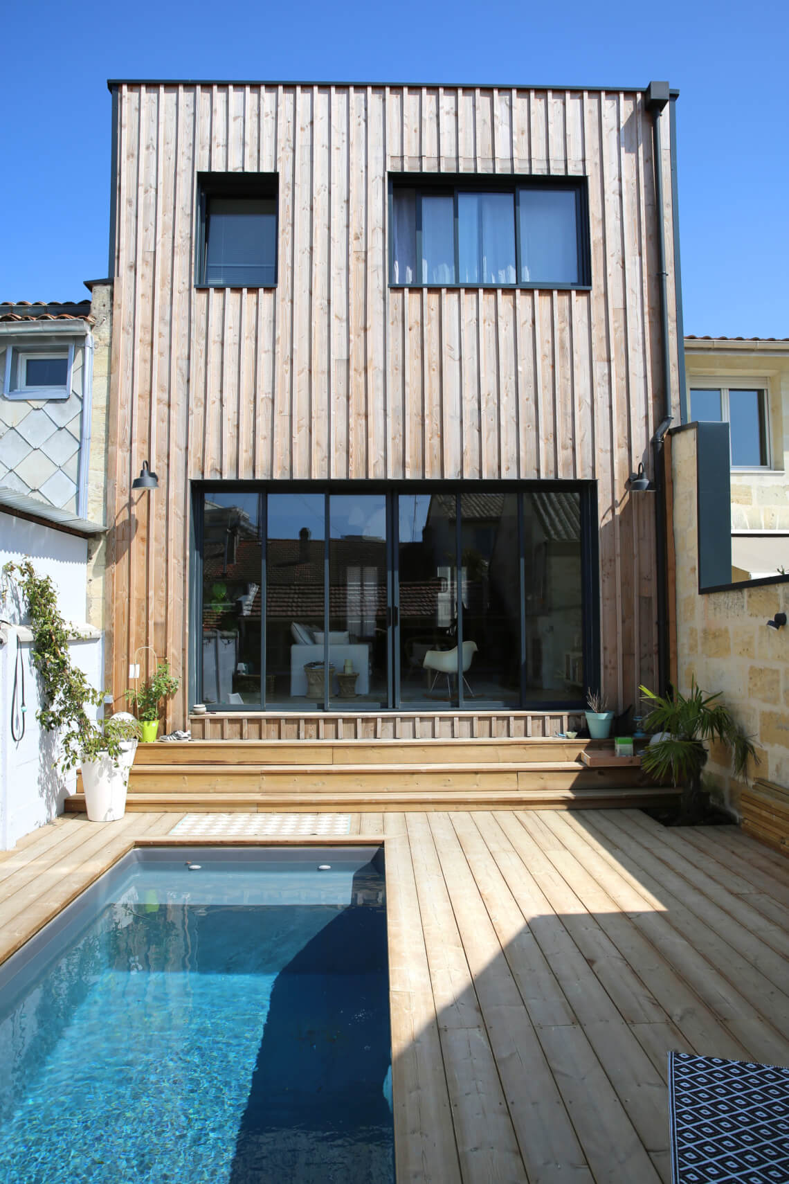 Surélévation d'une maison : réalisation par architecte à ...